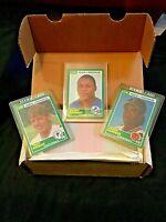 1989 SCORE NFL FOOTBALL 1-330 COMPLETE SET AIKMAN, SANDERS ROOKIES *NICE*