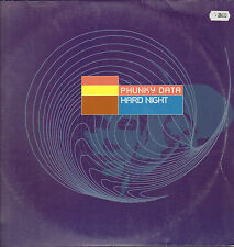 PHUNKY DATA - Hard Night - Edel