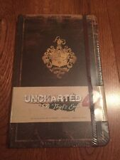 Uncharted 4 A Thiefs End Journal Drake Notepad 192 Pages New Archival Notebook