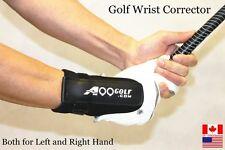 A99 GOLF Wrist Corrector brace swing Training Practice Correction Aids