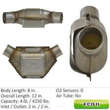 Catalytic Converter-Universal Eastern Mfg 83624