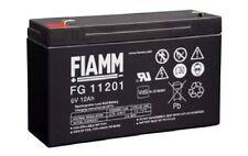 Fiamm FG11201 Batteria al piombo ricaricabile 6V12Ah GIOCHI ELETTRICI PEG PEREGO