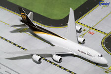 GEMINI JETS UPS BOEING 747-8F 1:400 DIE-CAST MODEL AIRPLANE GJUPS1627