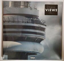 "Drake – Views - 2 x LP Vinyl Records 12"" - NEW Sealed - Hip Hop Music"