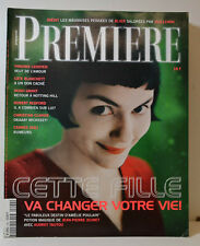 PREMIERE MAGAZIN (N°290) CETTE FILLE - JEAN-PIERE JEUNET - AUDREY TAUTOU (CT261)