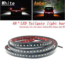 "48"" LED Strip Tailgate Bar DRL Reverse Brake Stop Turn Signal Light Truck Lam bu"