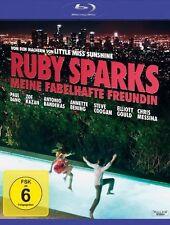 RUBY SPARKS, Meine fabelhafte Freundin (Paul Dano, Zoe Kazan) Blu-ray Disc NEU
