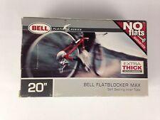 Bell Flatblocker Max Bicycle Self Sealing Inner Tube No Flats Bike Tire New