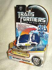 Transformers Figura De Acción Transformers Robot Heroes activadores Topspin 4-5 Pulgadas