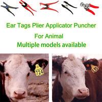 OhrmarkenzangeOhrmarkierung Ohrmarken Zange Nadeln für Tier Schwein Kuh Schaf