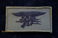 US NAVY SEAL TEAM 1 2 3 4 5 6 8 10 TRIDENT OD HAT FLAG PATCH BIN LADEN UDT USS