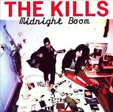 1 CENT CD Midnight Boom - The Kills