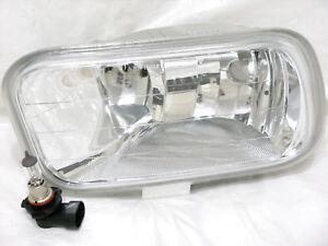 Driving Fog Light Lamp w/Bulb Driver Side For 2009-2012 Ram 1500 Pickup Truck