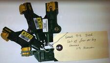 SAAB 9-3 93 SRS Crash Safety Module x4 Set 2005-06 12762214 12772219 Front &Rear
