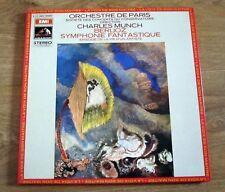 BERLIOZ VINYLE Munch Symphonie fantastique EMI classique 33t Orchestre de Paris