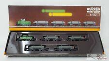 MARKLIN 81422 Z SCALE SKW Trostberg Train Set