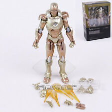 THE AVENGERS/ IRON MAN GOLD MARK VII 16 CM- ACTION FIGURE FIGMA #217 BOX 6.3""