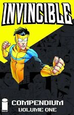 INVINCIBLE COMPENDIUM IMAGE COMICS ROBERT KIRKMAN VERSION ORIGINALE 1024 PAGES
