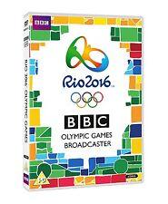 Rio 2016 Olympic Games 3x DVD *NEU* Eröffnungs + Schlußfeier Highlights Olympia