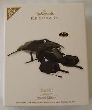 Hallmark 2012 The Bat Batman Special Edition Super Hero Christmas Ornament