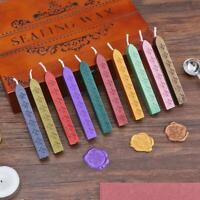 Sealing Wax Stick Retro Seal Stamp For Letter Wedding Invitations Sealing Wax
