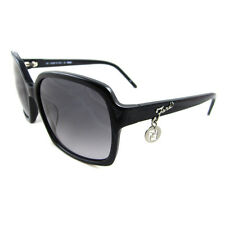 Fendi Sunglasses 5137 001 Black Grey Gradient