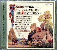 THERE WILL ALWAYS BE AN ENGLAND!  MUSIC HALL VARIETY CD NEW  VE DAY WWII 1940s