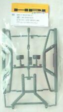 HPI Savage Bumper & Long Body Mount Set - HP 85059