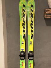 Stockli Laser Ax Skis 183 cm w/ Marker Jester 16