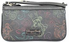 Dooney & Bourke Disney Epcot 2014 Food & Wine Festival Wristlet Bag