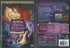 RARE / WALT DISNEY : LA BELLE AU BOIS DORMANT -EDITION 2 DVD COMME NEUF LIKE NEW