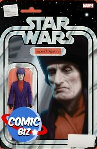 STAR WARS #13 (2021) 1ST PRINTING CHRISTOPHER ACTION FIGURE VARIANT COVER