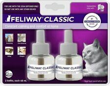 New listing Feliway Classic Diffuser Refill 48 ml Twin Pack Calming Between Cats