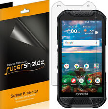 6X Supershieldz Clear Screen Protector Saver for Kyocera DuraForce Pro 2