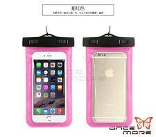 Universal Waterproof Underwater Pouch Dry Bag Cover For Smart Phone Touchscreen
