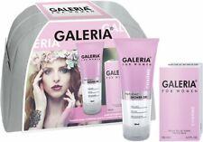 Galeria Charme SET GIFT for Women Eau de Toilette & Shower Gel & Cosmetic Bag