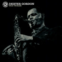 Dexter Gordon - Walk The Blues [New Vinyl LP] Clear Vinyl, 180 Gram