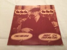 """Chas And Dave - Rabbit - The Sideboard Song - 7"""" Original Picture Disc"""