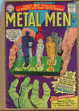 Metal Men #16 - Robots for Sale! - 1965 (Grade 4.5) WH