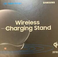 Samsung Wireless Qi Fast Charge Charging Stand EP-N5100 Open Box Clearance Deal