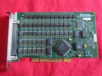 1PC Used NI PCI-6527 data acquisition card