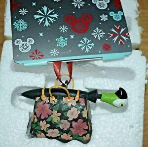 Disney Store Mary Poppins Bag Hanging Ornament Handbag Bauble decoration tree 2