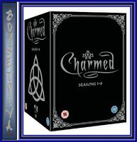 CHARMED - COMPLETE COLLECTION SERIES 1 - 8 ** BRAND NEW DVD BOXSET