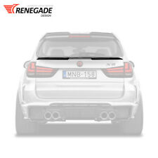 "Spoiler for BMW X5 F15 F85 2014 2015 2016 2017 2018  ""Renegade"""