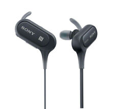 Sony MDRXB50BS/B Wireless In-Ear Extra Bass Sport Headphones MDR-XB50BS Black