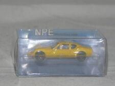 NPE 88049 Melkus RS 1000 gelb 1:87 NEU + OVP