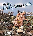 Mary Had a Little Lamb (2005, Board Book)