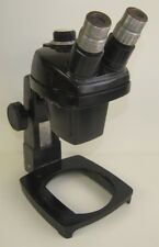 Bausch & Lomb Stereo Zoom Microscope 0.7-3x w/ 15x Eyepieces on A Stand