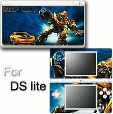 Transformers Bumblebee SKIN STICKER COVER f DS LITE #2