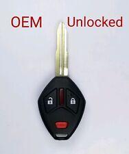 Unlocked OEM 2007 - 2016 Mitsubishi Remote Head Key 3B OUCG8D-625M-A